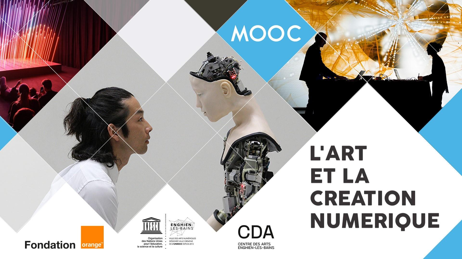 MOOC L'art et la création numérique